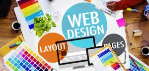 Arranging and Strategy for Creative Website Design