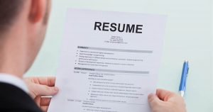 Fixating The Best Foot Forward With The Best Resume Templates!