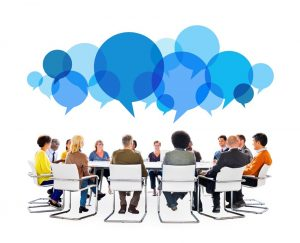 What are the different internal communication tools?