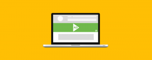 What are instream video ads?